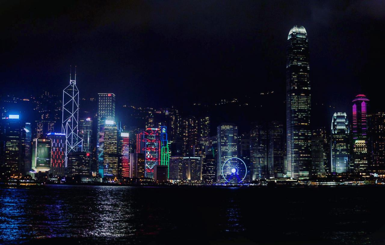 Check in vịnh Victoria – Khu bến cảng nhộn nhịp nhất Hongkong - ảnh 1